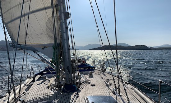 Torridon Sailing Tours